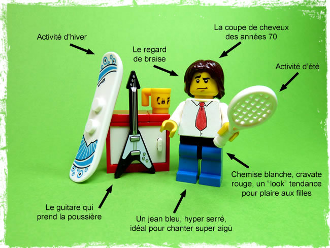 Biographie Lego Goldman